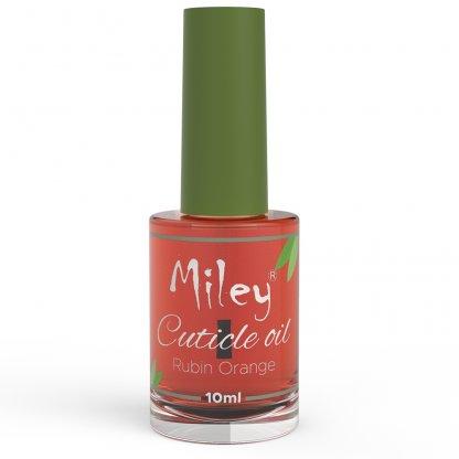 Ulei cuticule Miley 10ml Rubin Orange