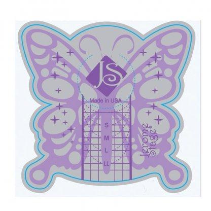 Sabloane manichiura fluture -300buc
