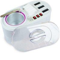 Incalzitor ceara liposolubila mixt cu termostat