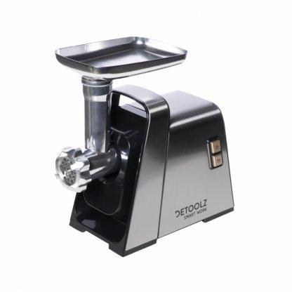 Masina electrica DETOOLZ inox de tocat carne 1400W MGG-140