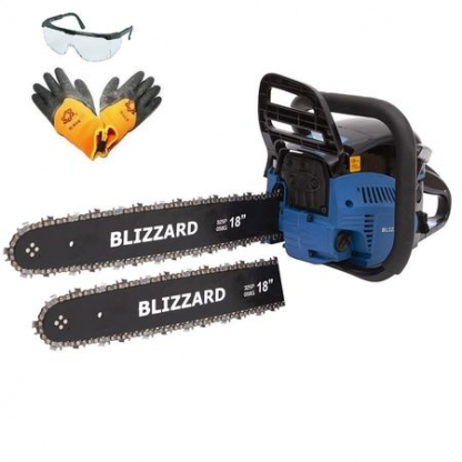 Set Drujba Blizzard - Metalic, 4CP, 2 Lame 2 Lanturi Incluse + Manusi + Ochelari Cadou