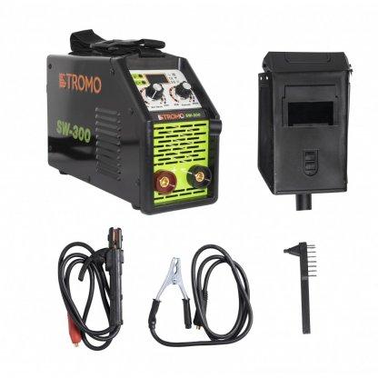 Aparat de sudura invertor STROMO SW300, 300 Ah, accesorii incluse, electrod 1.5-4mm