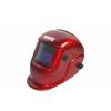 Masca de sudura Automata rosie cu indicator pentru baterie descarcata