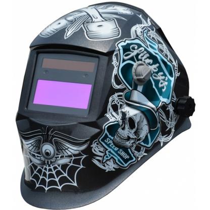 Masca de sudura cu reglaj automat Hecht 900251