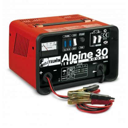 Alpine 30 Boost - Redresor auto Telwin