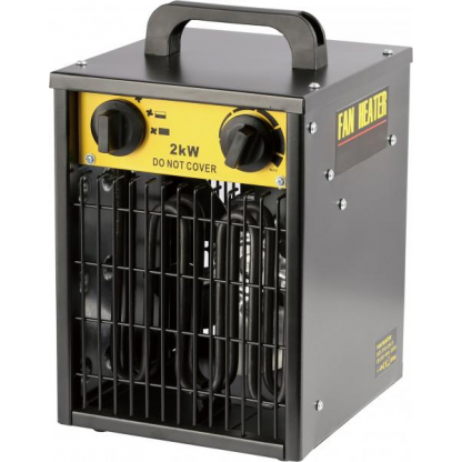 PRO 2 kW D - Aeroterma electrica INTENSIV, 230V