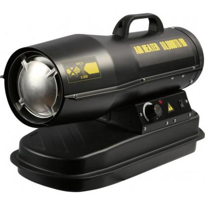 PRO 20kW Diesel - Tun de caldura pe motorina cu ardere directa Intensiv