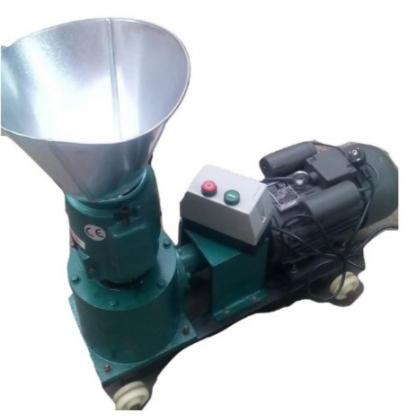Granulator electric pentru furaje KL-120 capacitate 80 kg/h cu Motor 2,2Kw 1500 RPM