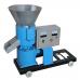 Granulator electric pentru furaje KL-250 Capacitate Productie 400 kg/h. Motor 11 KW