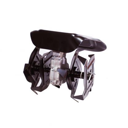 Cultivator - Accesoriu Motocoasa cu diametru teava 26 mm, 9 dinti(caneluri)