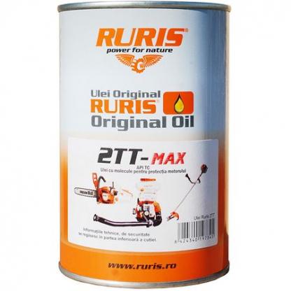 Ulei Amestec pentru motoare in 2 timpi RURIS - 2TT-MAX  (0,5 Litri)