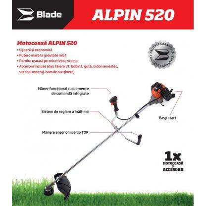 Motocositoare Blade Alpin- R5200