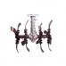 CULTIVATOR-ACCESORIU MOTOCOASA (28 mm, 9 Dinti)