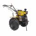 Motosapa diesel 9 CP pornire electrica ProGarden HS1100BE