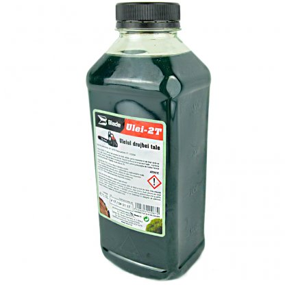 Ulei Verde Amestec 0.5 Litri