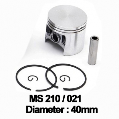 Piston complet Drujba Stihl: MS 210, 021
