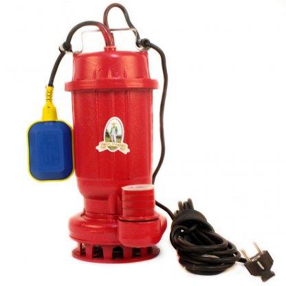 Pompa pentru Drenaj din Fonta cu plutitor - Micul Fermier - 1,5 CP - 1,1 kW