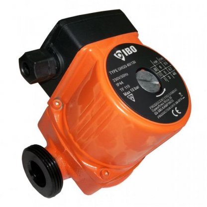 Pompa Recirculare Apa IBO Dambat OHI 25-60/130 mm, Conectori ( Olandezi ) inclusi