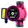 Pompa recirculare FERRO pentru apa potabila, clasa H 25-80, 180 mm