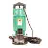 Pompa submersibila Micul Fermier PRO QDX33 VERDE, 750W, 25L/min, refulare 33m, 1 Tol, 2017