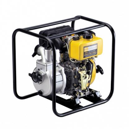 Motopompa Diesel Kipor KDP30E 3
