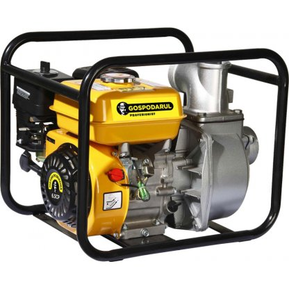 Motopompa apa cu motor pe benzina - 2 inchi 6.5 CP - GOSPODARUL PROFESIONIST GP-20A