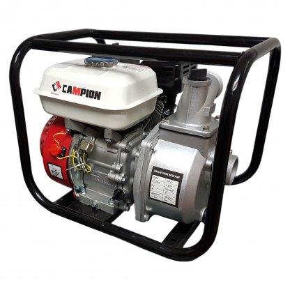 Motopompa Apa pe benzina Campion WP20, 6,5 CP, 2 Toli