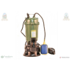 Pompa Apa Murdara din Fonta cu Tocator si Plutitor  - 3150 W