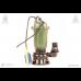 Pompa Apa Murdara din Fonta cu Tocator si Plutitor  - 2600W