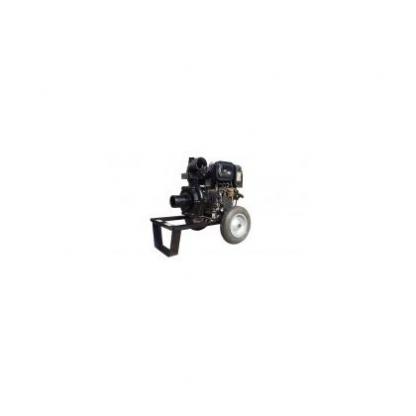 Motopompa Profesionala Apa Murdara DWP 12 DL - Diesel 12 CP - cu pornire la cheie / manual (Automorsanta)