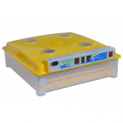 Incubator automat 63 oua gaina sau 252 prepelita Ms-63