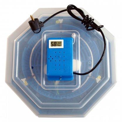 Incubator oua 60 gaina sau 150 prepelita CLEO 5TH-cu termometru si hidrometru