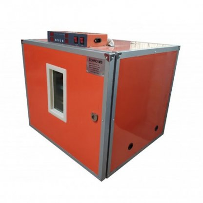 Incubator Automat MS-392, 392 Oua de Gaina, Rata, Prepelita + Ovoscop
