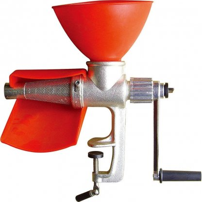 Masina pentru suc de rosii sau fructe manuala material din fonta
