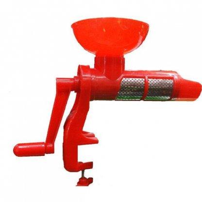 Separator rosii economic HARLEM H087 Cutite din otel inoxidabil Masina manuala de stors si tocat rosii