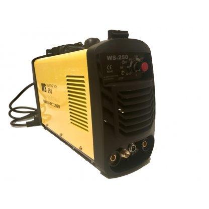 Invertor Aparat Sudura Profesional WS - 250A + Accesorii