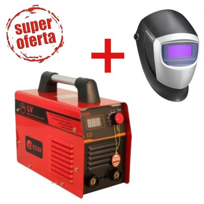 Pachet Avantajos- Aparat De Sudura LV-200 + Masca De Sudura Automata