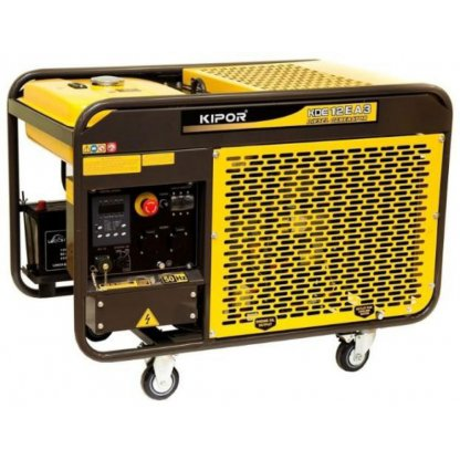 Generator curent electric Kipor KDE 12 EA3