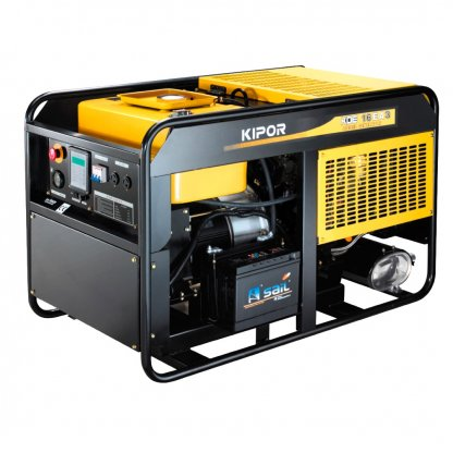 Generator curent electric Kipor KDE 16 EA3