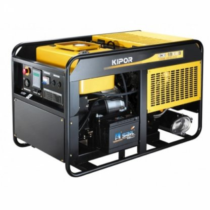 Generator curent electric Kipor KDE 19 EA3