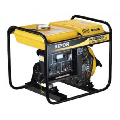 Generator curent electric Kipor KDE 3500 X