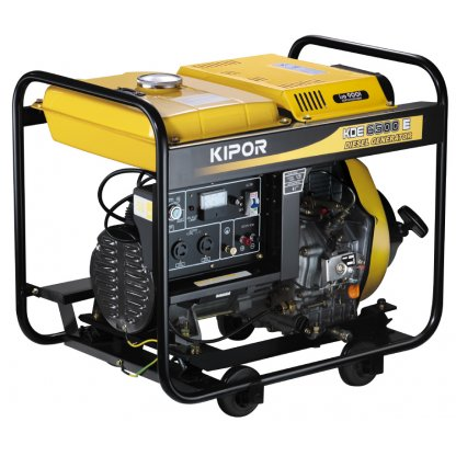 Generator curent electric Kipor KDE 6500 E