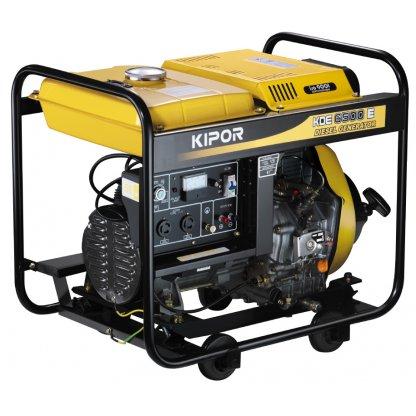 Generator curent electric Kipor KDE 6500 E