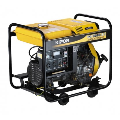 Generator curent electric Kipor KDE 6500 E3