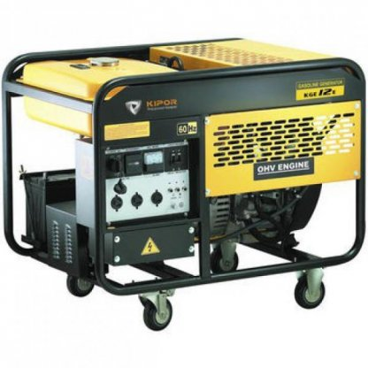 Generator curent electric Kipor KGE 12 E