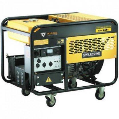 Generator curent electric Kipor KGE 12 E