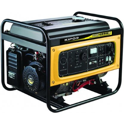 Generator curent electric Kipor KGE 4000 X
