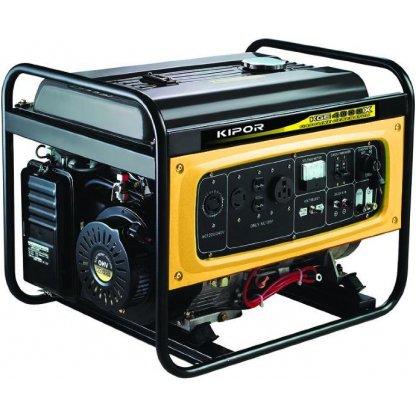 Generator curent electric Kipor KGE 4000 X