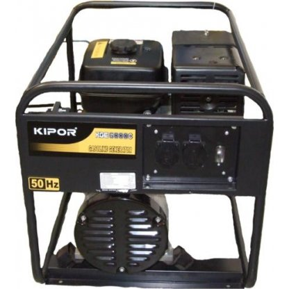 Generator curent electric Kipor KGE 6000 C