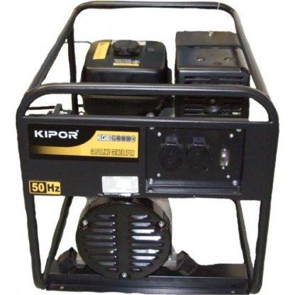 Generator curent electric Kipor KGE 6000 C